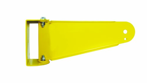Tpi Corporation Hdm-W Heavy Duty Industrial Wall Mount, Yellow