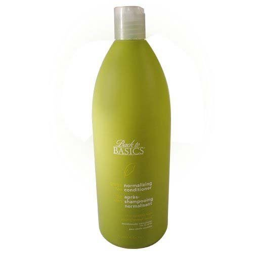 Back To Basics Green Tea Normalizing 33.8 oz. Shampoo + 33.8 oz. Conditioner (Combo Deal)