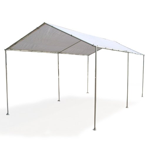 10x20 Universal Replacement Carport Canopy-Non-Valence image