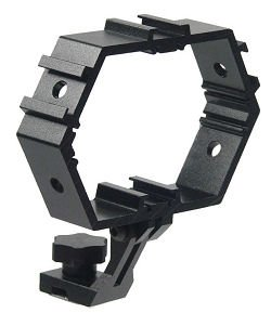 Alzo Multi-Mount for Attaching Video Gear- Incl. Microphones & Lights To Dslr Or Camcorders Or Video Cameras image