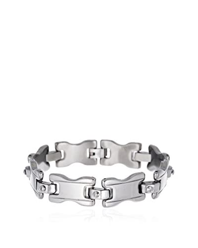 1913 Stainless Steel Screw Bracelet