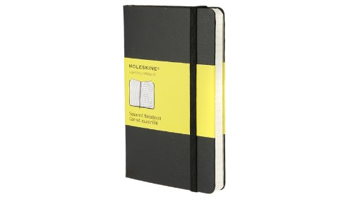 Moleskine Square Notebook Pocket (Moleskine Classic)