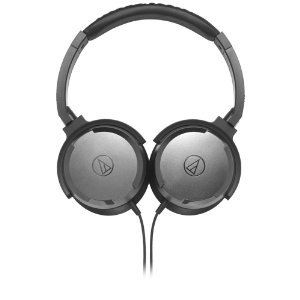 Audio-Technica ATH-WS50BK Solid Bass Over-Ear Headphones ( earphone )-Black (manufacturing end products) [parallel import goods]