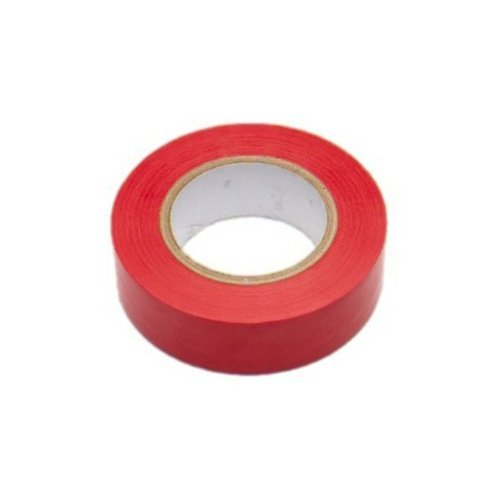 Pvc Insulation Tape (Electrical) 19Mmx20M Red