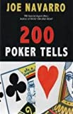 img - for 200 POKER TELLS book / textbook / text book