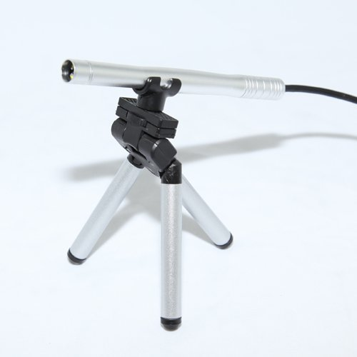 Mini Portable 200X USB Digital Microscope Magnifier Endoscope Otoscope with LED