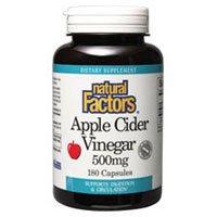 Natural Factors Apple Cider Vinegar