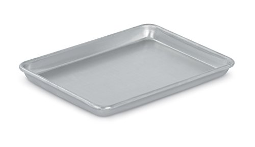 "Vollrath (5220) 9-1/2"" x 13"" Quarter Size Sheet Pan - Wear-Ever Collection"