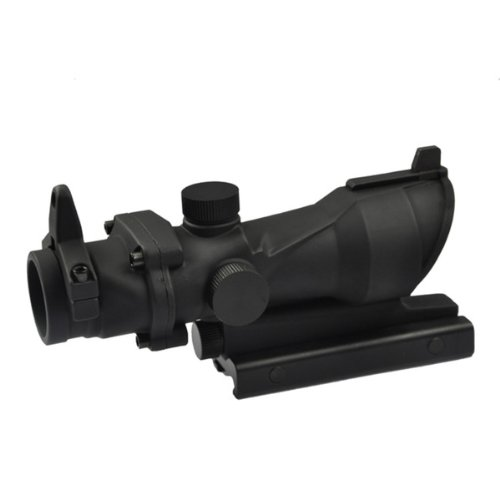 Wizard Archery Red/ Green Dot Sight Matte Black Scope with Mount