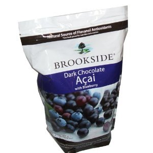 Brookside Dark Chocolate Covered Acai with Blueberry - 2 Pounds