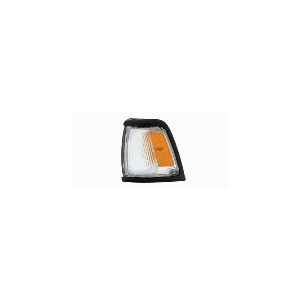 1992 1995 TOYOTA PICKUP STANDARD; 2WD REPLACEMENT PARKING CORNER LIGHT LEFT HAND TYC 18 1991 00
