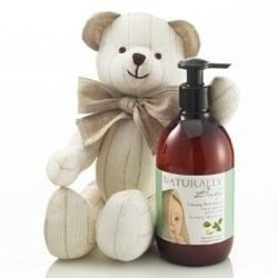 Naturally Upper Canada Naturally Baby Bear Gift Set