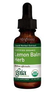 Lemon Balm 1 oz by Gaia Herbs