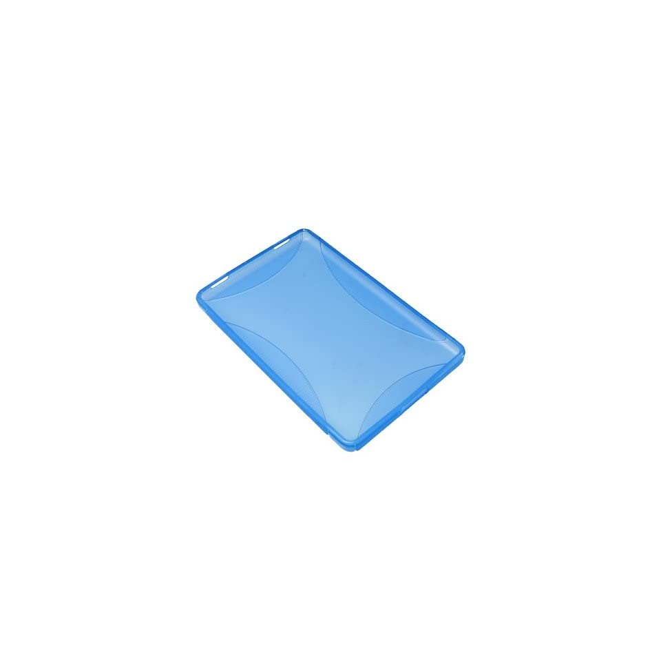 Cellet TPU Sleeve Gel Cover Skin Case for  Kindle Fire  Blue