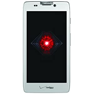 Amazon.com: Motorola DROID RAZR HD, White (Verizon ...