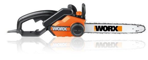 Find Discount WORX WG304.1 Chain Saw 18-Inch 4 HP 15.0 Amp