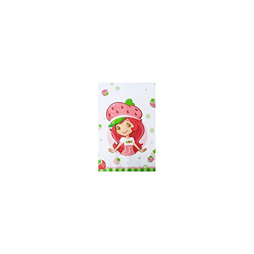 Strawberry Shortcake 'Dolls' Plastic Table Cover (1ct) - 1