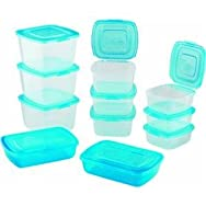 Harvest Direct 54264 Mr. Lid Food Storage Container Set - As Seen On TV