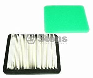 Stens 102-713 Air Filter Combo Replaces Honda 17211-ZL8-023 Napa 7-08383 Honda 17211-ZL8-000 17211-ZL8-003 from Stens