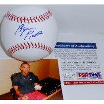 Byron Buxton Minnesota Twins Autographed Signed Baseball PSA DNA COA