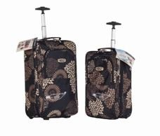 Aerolite Set of 2 Carry-On Hand Luggage Suitcases from Aerolite