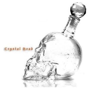 ☆Crystai Head★ スカル(頭蓋骨)ボトル