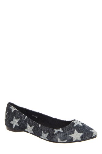 Matisse Justice Flat Shoe