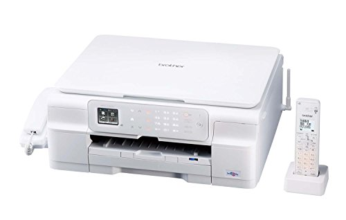 brother A4 inkjet composite aircraft /FAX/10/12 ipm / wireless LAN / digital child 1 MFC-J727D