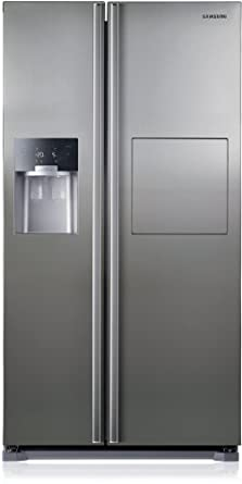 Samsung RS7578THCSP/EF Side by Side / A++ / 352 kWh/Jahr /  353 L Kühlteil /  171 L Gefrierteil / Edelstahl Look / Hausbar, Wasser/Eis, Langer Griff