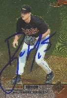 Ryan Minor Baltimore Orioles 1999 Topps Finest Autographed Hand Signed Trading Card -... by Hall of Fame Memorabilia
