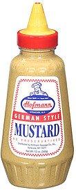 Hofmann German Style Mustard - 12 oz Squeeze Bottle (Hofmann Hot Dogs compare prices)