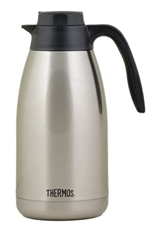 Thermos TGU19SC Brew In Lid Double Wall 64 Oz. Coffee Server by Thermos