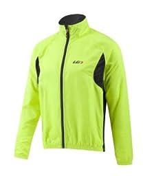 Louis Garneau Men\'s Modesto 2 Jacket Bright Yellow Large