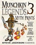 Munchkin Legends 3: Myth Prints - 1