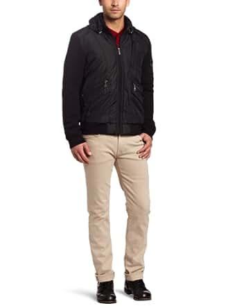 Howe Men's Disposable Heros Jacket, Paint It Black, Small