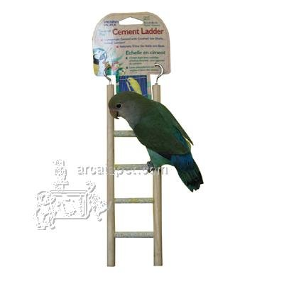 Buy Low Price Penn Plax 5-Step Cement Ladder Small Bird (BA241)