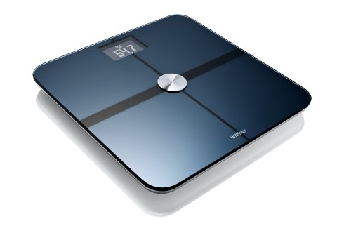 Withings Wifi Body Scale Weight and Fat Mass Monitor