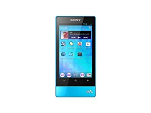 SONY F series Walkman NW-F806/L 32GB Blue