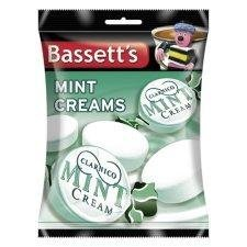 Bassetts Fundays Mint Creams 200g - Pack of 6