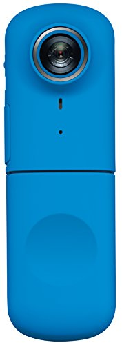 Logitech 989-000100 Bemo Social Video Camera With High Quality Video, Mobile Edit And Share App (Blue)