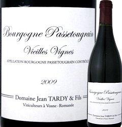 ドメーヌ・ジャン・タルディ・ブルゴーニュ・パストゥグラン 2009