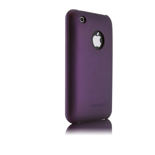 Case-Mate Barely There Acrylic Case for iPhone 3G, 3G S (Purple)