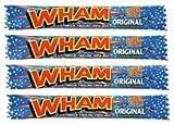 Wham Chew Bars Original (pack of 10)