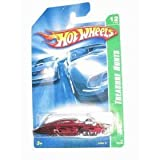 2007 Treasure Hunt #12 Evil Twin Collectibles Collector Car #2007 132 Hot Wheels By Hot Wheels