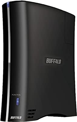 Buffalo LinkStation Live 1TB MultiMedia Network Attached Storage with Built-In BitTorrent Client from BUFFALO