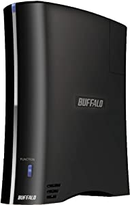 Buffalo LinkStation Live 1TB MultiMedia Network Attached Storage with Built-In BitTorrent Client