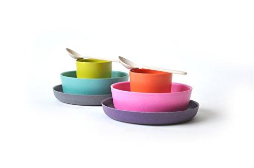 biobu by ekobo 32952 bambino set de vaisselle pour enfant les petites annonces gratuites. Black Bedroom Furniture Sets. Home Design Ideas