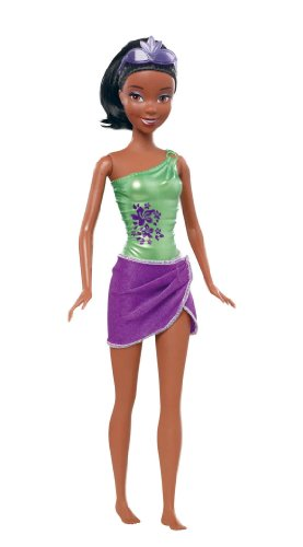 Disney Princess Tiana Bath Doll - 1