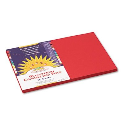 Pacon SunWorks All-purpose Construction Paper 6107 - 1
