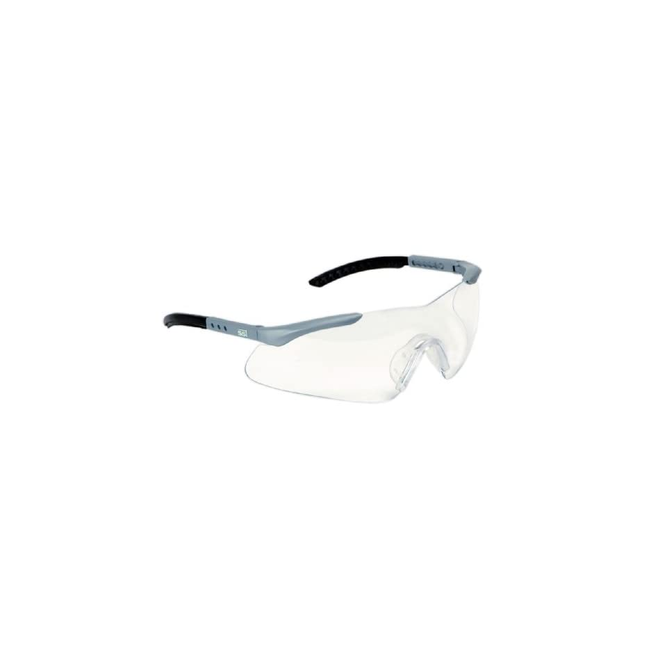 2aed7ef49f SSI Plastic Frame Shooting Glasses with Clear Lens on PopScreen